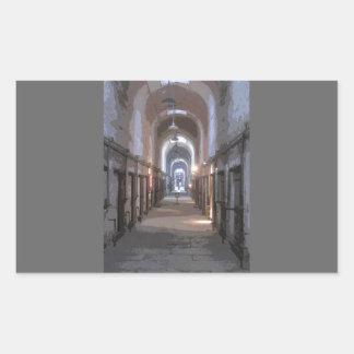CB del este de la cárcel del estado Rectangular Altavoz