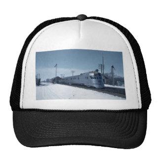 "CB&Q ""Pioneer Zephyr"" Mesh Hat"