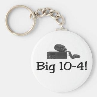 CB Radio T-shirts and Gifts. Basic Round Button Keychain