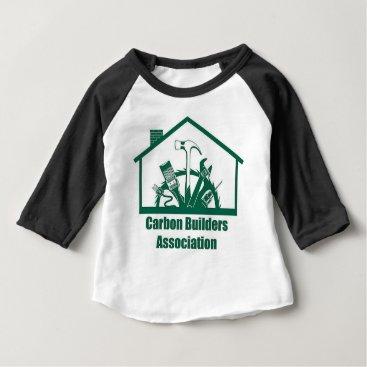 Beach Themed CBA Logo Baby T-Shirt