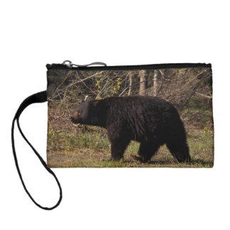 CBB Chubby Black Bear Coin Wallets