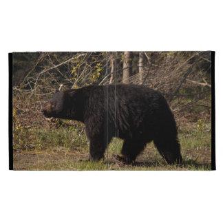 CBB Chubby Black Bear iPad Case