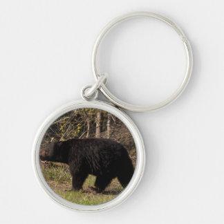 CBB Chubby Black Bear Keychain