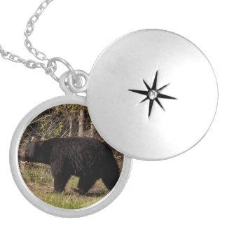 CBB Chubby Black Bear Pendants