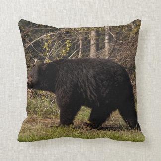 CBB Chubby Black Bear Pillows