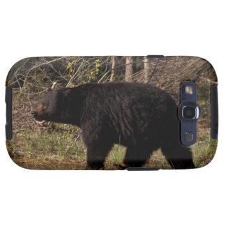CBB Chubby Black Bear Samsung Galaxy SIII Cases