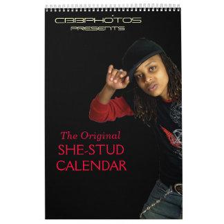 CBBPHOTOS, PRESENTS, The Original,... - Customized Calendar