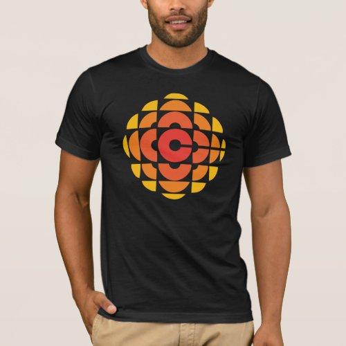 CBC 1974 Logo Fine Jersey T_Shirt