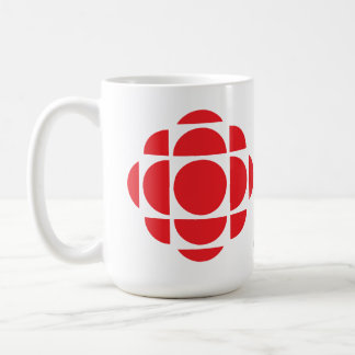 CBC Arts Logo Coffee Mug