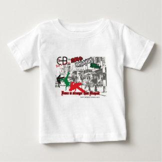 CBC childs t-shirt artwork by Chantal Parratt