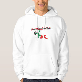 CBC Gangsta Logo with Dancers Hoodie