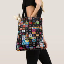 CBC Logos & Graphics Collage Tote Bag