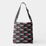 CBC Pattern Crossbody Bag
