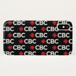 CBC Pattern Phone Case