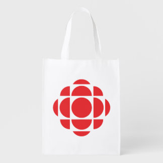 CBC/Radio-Canada Gem Reusable Grocery Bag