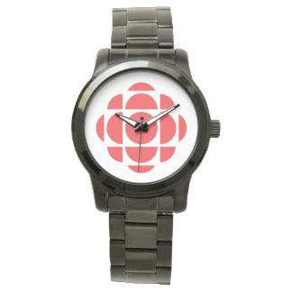 CBC/Radio-Canada Gem Wristwatch