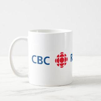 CBC/Radio-Canada logo Coffee Mug