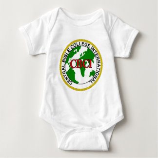 CBCI Central Bible College International Baby Bodysuit