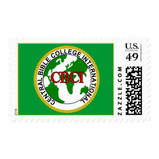 CBCI Central Bible College International Postage