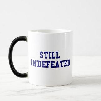 CBCI Football Still Undefeated 11 Oz Magic Heat Color-Changing Coffee Mug