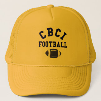 CBCI Football Still Undefeated Trucker Hat