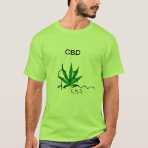 CBD Nutrient Appreciation T-Shirt