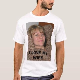 CBETA, I LOVE MY WIFE T-Shirt