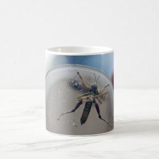 CBG Grasshopper Classic White Coffee Mug