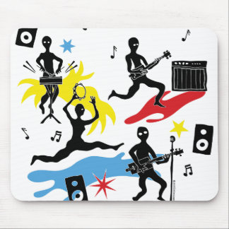 CBG Ninja Band Mouse Pad
