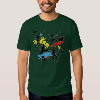 CBG Ninja Band T Shirt