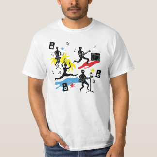 CBG Ninja Band T-shirt