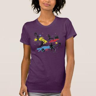 CBG Ninja Band Tee Shirt
