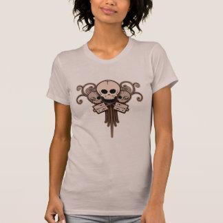 CBG Skulls 'n Swirls T-shirts