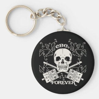 CBGs FOREVER Key Chains