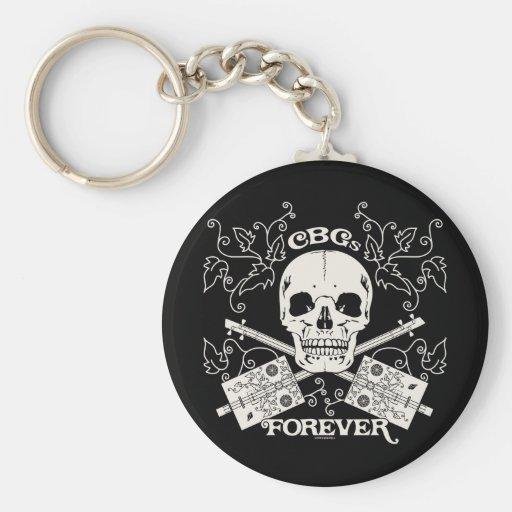 CBGs FOREVER Keychain