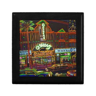 CBjork Osheas Las Vegas Artwork Gift Box