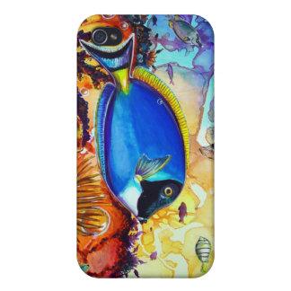 CBjork's Island Reef Of Enlightenment iPhone 4 Case