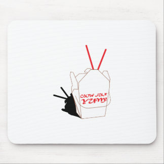Cbow Fan Yum! Mouse Pad