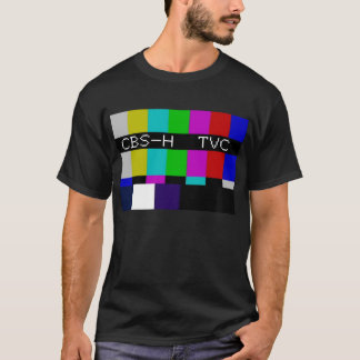 CBS-H TV CITY T-Shirt