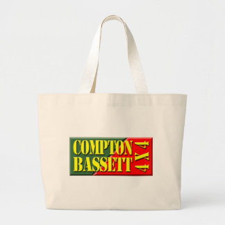 cbTee Large Tote Bag