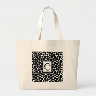 cbubble jumbo tote bag