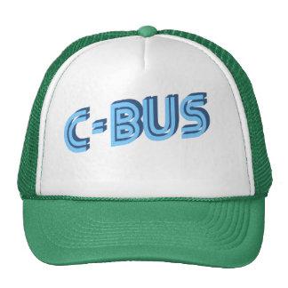 CBUS azul Gorras
