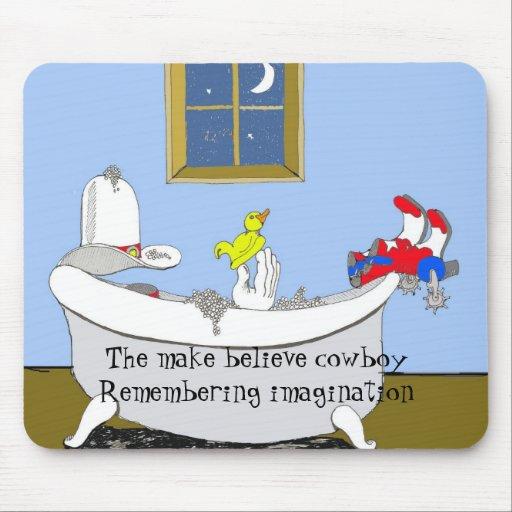 cc12, hacen para creer al vaquero que recuerda ima alfombrillas de ratones