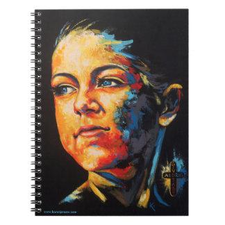 CC portrait Notebook