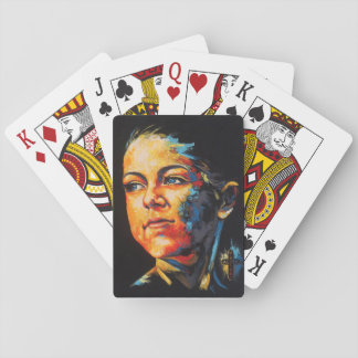 CC portrait Playing Cards