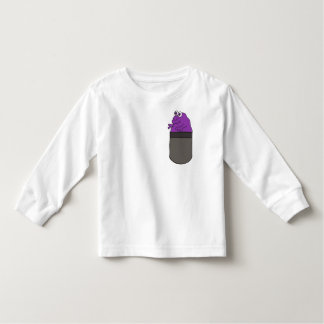 CC- Tickle Monster in a Pocket Shirt