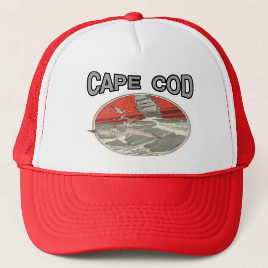 CC TRUCKER HAT
