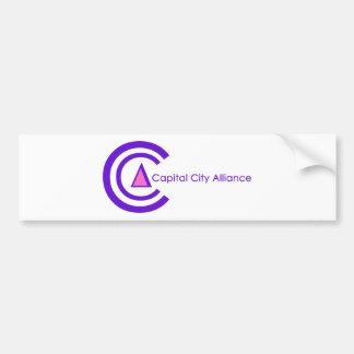 CCA Bumper Sticker