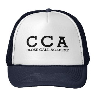 CCA Greek Hat