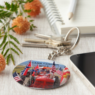 CCAMA Caravan 2013 Commemorative Key Chain